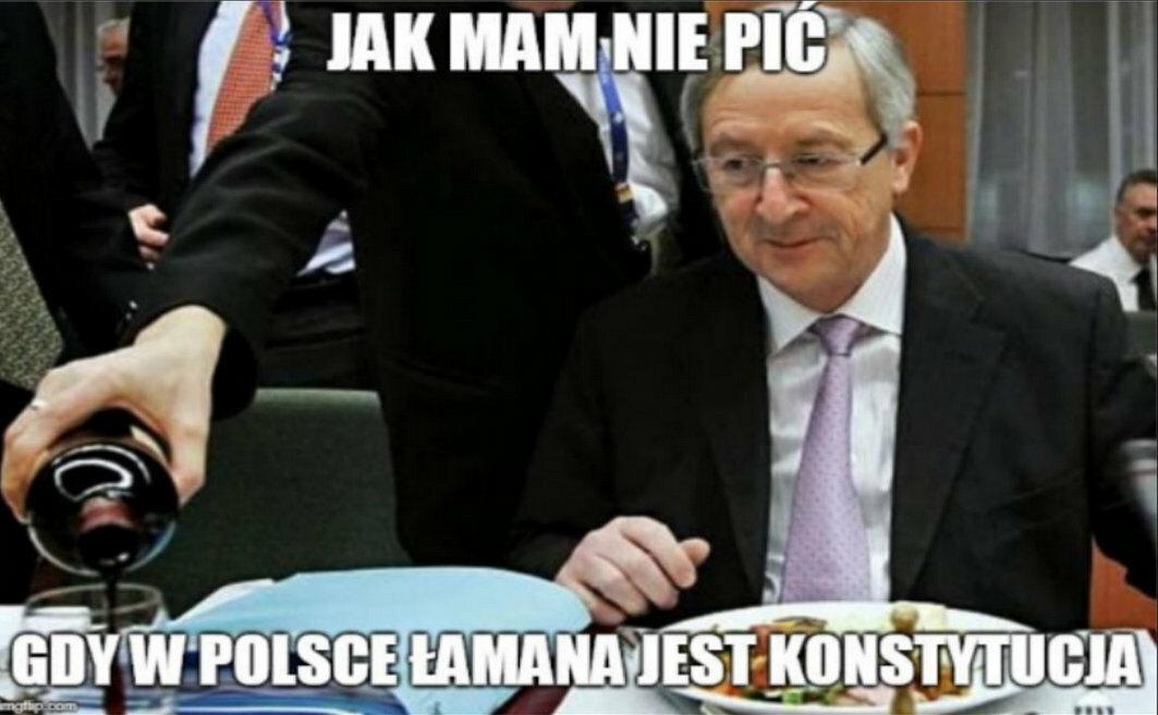 Juncker memy