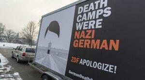 """ZDF jednak przeprosi za """"polski obóz śmierci""""?"""