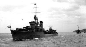 Marynarka Wojenna II RP - kierunki rozwoju