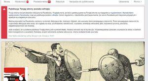 Cenzura polskiego Facebooka