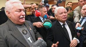 Wałęsa – klątwa Kaczyńskich