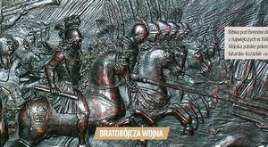 Kto pierwszy podpalił Ukrainę?